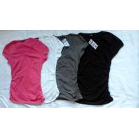 Buy cheap Australia brand clothing stocklots wholesaler-12000pcs girls fitting short sleeve Tees from wholesalers