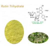 Buy cheap 100% Herbal Extract Rutin Trihydrate Powder Meeting Requirement Under EC1881 from wholesalers