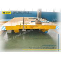 "Buy cheap Detachable Steel Electric Heavy Duty <strong style=""color:#b82220"">Plant</strong> Trailer / Rail Transfer Trolley from Wholesalers"