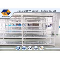 Buy cheap Stable Warehouse Medium Duty Shelving 2 - 5 Levels With Hot Rolled Steel Q235B from wholesalers