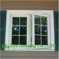 Buy cheap French Type Aluminum Casement Windows, grilled style from wholesalers