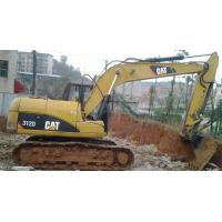Buy cheap 312D CATERPILLAR HYDRAULIC EXCAVATOR track excavator second hand digger 312C 312B from wholesalers