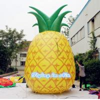 Buy cheap 5m Height Inflatable Pineapple with Blower for Indoor and Outdoor Decoration from Wholesalers