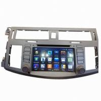 Buy cheap 2 Din Toyota Car DVD Player 7 Inch DC 12V With Android System / USB Port from wholesalers