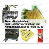 Buy cheap Fruit juice vertical form fill seal packaging machine from wholesalers