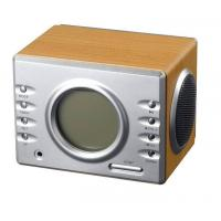 Buy cheap USB speaker with remote control from wholesalers