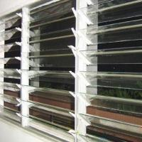 Buy cheap 5mm Clear Louver Glass, Available in Various Sizes from wholesalers