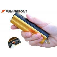 Buy cheap Micro USB Charge LED Flashlight with Cigarette Lighter, Ultra Bright LED Torch from wholesalers