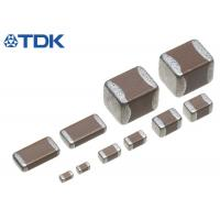 Buy cheap TDK Multilayer Ceramic Chip Capacitor C Series General (Up to 50V) 0402,0603,1005,1608,2012,3216,3225,4532,5750 from wholesalers
