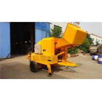 Buy cheap Precast Plant Concrete Mixer With Pump Equipment 400mm Hopper 4000KG from wholesalers