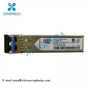China CISCO GLC-FE-100LX-RGD sfp 10-2080-02 for cisco singel optical SFP+ module on sale