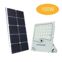 Buy cheap 150w 200w 300w SMD Outdoor Solar Motion Sensor Flood Lights from wholesalers