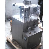 Buy cheap Small Automatic Single Punch Rotary Tablet Press Machine For Chemical / Foodstuff from wholesalers