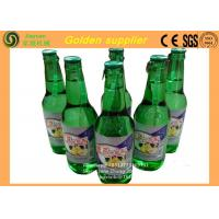 Buy cheap Small Scale PET / Plastic / Glass Bottle Beer Filling Machine 1.1kw from wholesalers