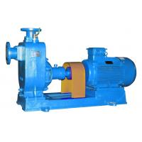 Buy cheap Smooth Operation Self Priming Centrifugal Pump , Self Priming Circulation Pump 1450-2900rpm from wholesalers