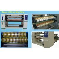 Buy cheap Fully Automatic Aluminium Foil Film Slitting Machine Slitting Rewinding Machine from wholesalers