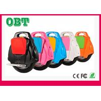 Buy cheap Battery Operated Self Balancing Electric Unicycle Monocycle Personnel Patrol from wholesalers