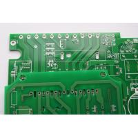 Opened Pads On A Populated Printed Circuit Board