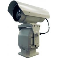 Buy cheap 5km Long range PTZ IP Thermal Imaging Camera from wholesalers