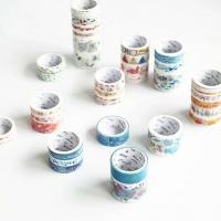 Buy cheap Free samples custom printed decorative washi tape for Decoration from wholesalers