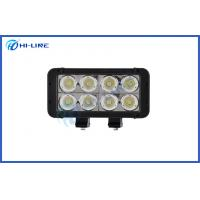 Buy cheap 6000K DC 9-70V 80W 7.8 inch Offroad LED Light Bars Jeep Mining PC Car using led lights from wholesalers