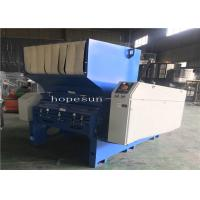 Buy cheap Film Bag Plastic Crusher Machine High Hardness Steel Template Safety product