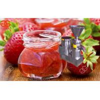 Buy cheap High quality strawberry jam making machine price strawberry jam butter making machine for sale from wholesalers
