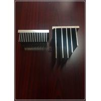 Buy cheap Aluminum Extruded Anodized Heatsink Profiles , 6063 Aluminum Extrusion For Led Product from wholesalers