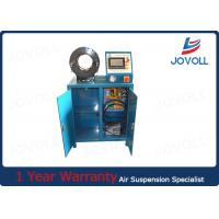 China High Performance Hydraulic Crimping Machine , Hydraulic Hose Pipe Crimping Machine on sale