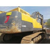 Buy cheap 2016 Year Used Volvo EC380DL Excavator With Low Working Hour 620L Fuel Tank from wholesalers