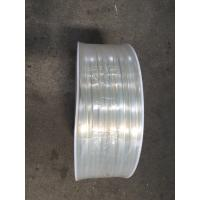 Quality PU and PVC guide A  for Guiding on the conveyor belts Transparent, hardness 70A to 80A for sale