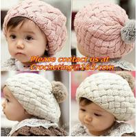 Buy cheap baby hat kids baby photo props beanie,faux rabbit fur gorros bebes crochet beanie toddler product
