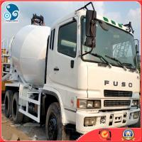 Buy cheap USED concrete machine FUSO concrete  Mixer Truck (10CBM ) with Repaint from wholesalers