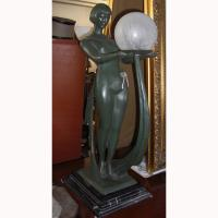 Buy cheap nude woman bronze sculpture/bronze figurine TPX-0795 from wholesalers