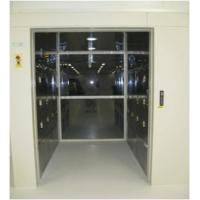 Buy cheap Stainless steel air shower with automatic-door for clean room product