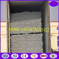 Buy cheap Galvanized River Bank Protect Gabion Box/Gabion from wholesalers