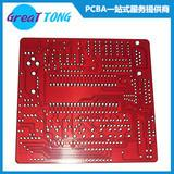 Buy cheap General Industrial Equipment PCB Prototype/ Red Oil HASL PCB Manufacturer from wholesalers