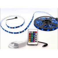 Buy cheap Good Performance Outdoor RGB LED Strip Lights Waterproof 20lm/Pcs White FPC Color from wholesalers