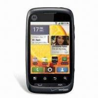 Buy cheap CDMA EVDO 3G Smartphone Motorola Citrus, Google Android 2.1 Operating System from wholesalers