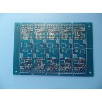 Buy cheap HASL Pb Free Double Sided Printed Circuit Boards With Matt Blue Solder Mask from wholesalers