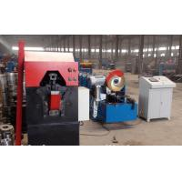 Buy cheap Seamless Rain Gutter Machine Automatically Downpipe Roll Forming Machine product