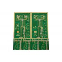 Buy cheap POE Switch PCB Board Rogers PCB 8 Layer Prototype PCB Service from wholesalers