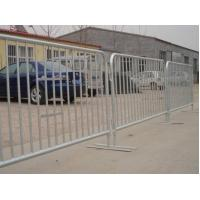 Buy cheap Temporary Event Barrier Panel 38mm Diameter Pipe 1.1m product