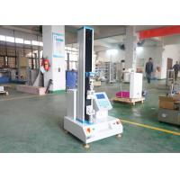 Buy cheap Wire / Rubber Mechanical Tensile Testing Machine With Digital Display from wholesalers