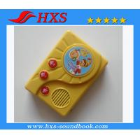 Buy cheap 2015 hot sale miniature radio electronic kids toy for the blind/kids learning books from wholesalers