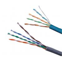 Buy cheap utp CAT5 cable/FTP lan cable 24awg/4p from wholesalers