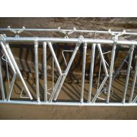 Buy cheap Customized Size Cattle Headlock Feeder For Farm Barn / Farming Field Acid Resistance from wholesalers