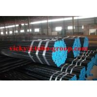 Buy cheap ASTM A-53 Grade B STD Welded API Carbon Steel Pipe 3PE For  Fluid Pipe from wholesalers
