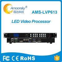 Buy cheap LED Video Processor AMS-LVP613 DVI VGA HDMI Composite Video Input Max Support Resolution 2304*1152 2560*816 with Audio H from wholesalers