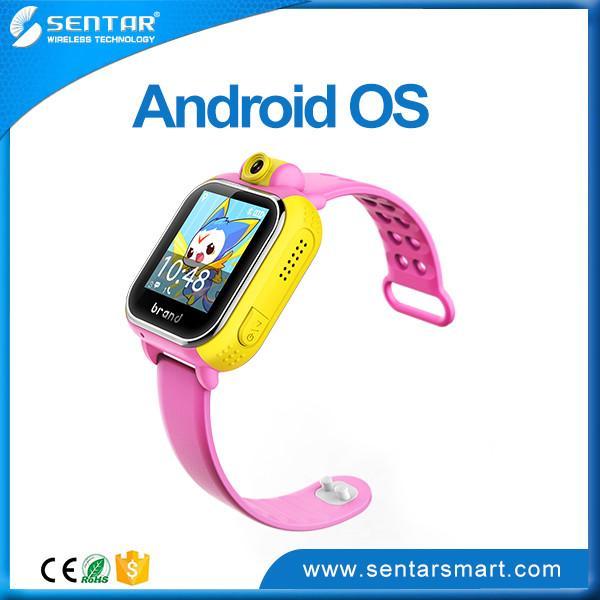 Quality V83 Europen Fashion Gps Kids Security Watch, 3G Gps Tracker Watch, Gps Watch Google Map for sale